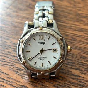 Seiko Wristwatch